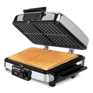 Best Thin Non Belgian Waffle Makers For Classic Crispy